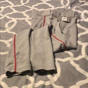 Boys Baseball Pants